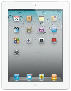 Refurbished Apple iPad 2 with Wi-Fi 16GB Black MC979B/A
